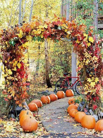 pumpkins road